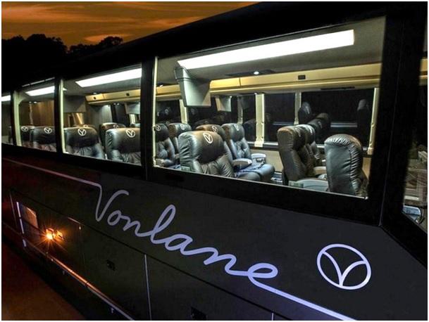 Bus Amp Coach Smart Move Luxury Coach Service Launches
